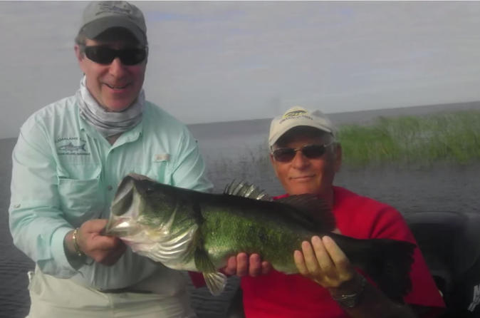 6 hour lake okeechobee fishing trip near palm beach in palm beach 210407