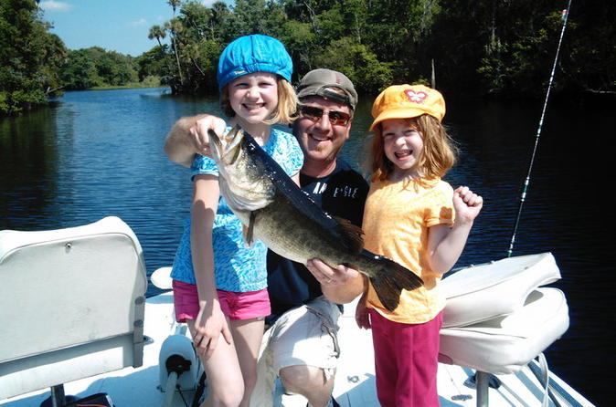 6 hour st johns river fishing trip near daytona in daytona beach 334384