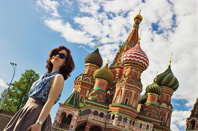 Excursão particular de 2 dias em Moscou