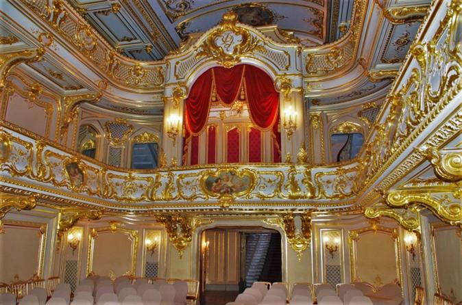 Private 3-Hour Aristocratic Yusupov Palace Walking Tour