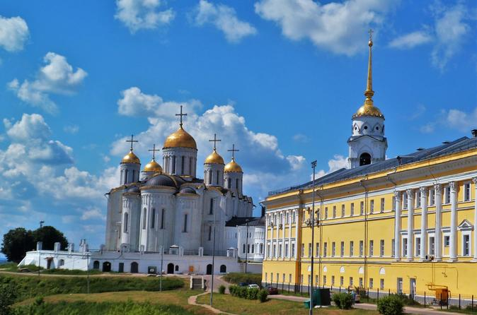 Private Day Trip to Vladimir from Moscow