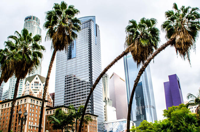 Private Full Day Los Angeles Sightseeing Tour with Pickup