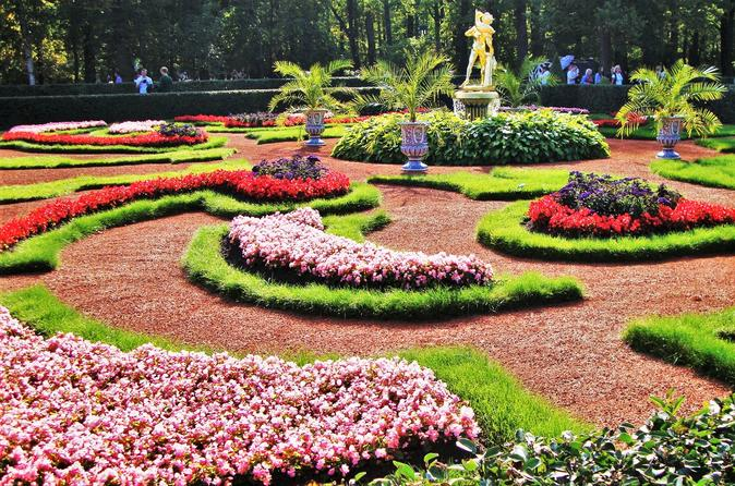 Private Peterhof Tour from St Petersburg