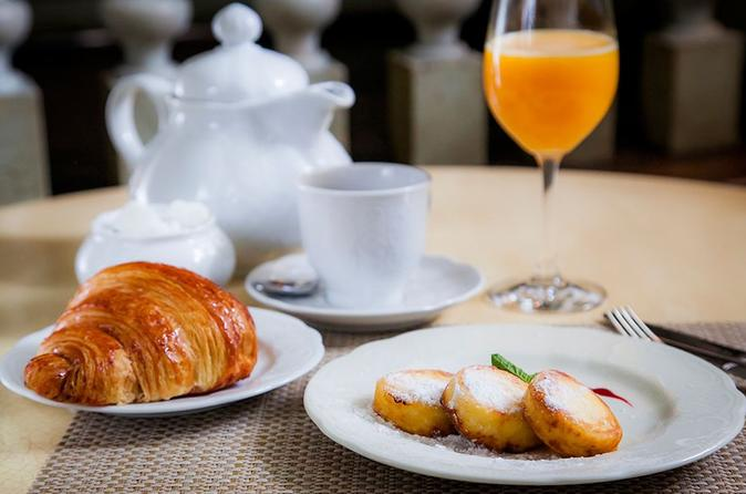 Private tour: Red Square tour with Breakfast, Brunch or Lunch in Pushkin Cafe