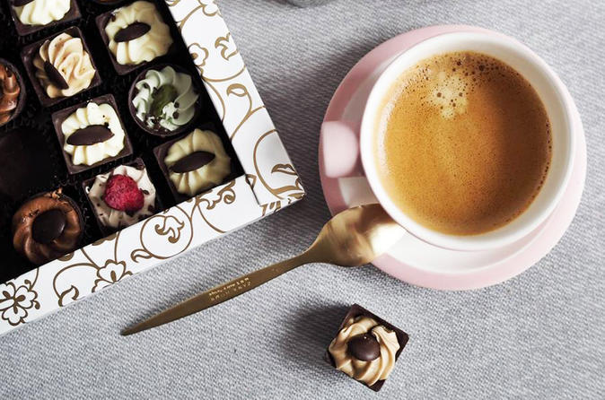 Private Tour: Russian Chocolate Tour with Free Samples and Museum of Chocolate