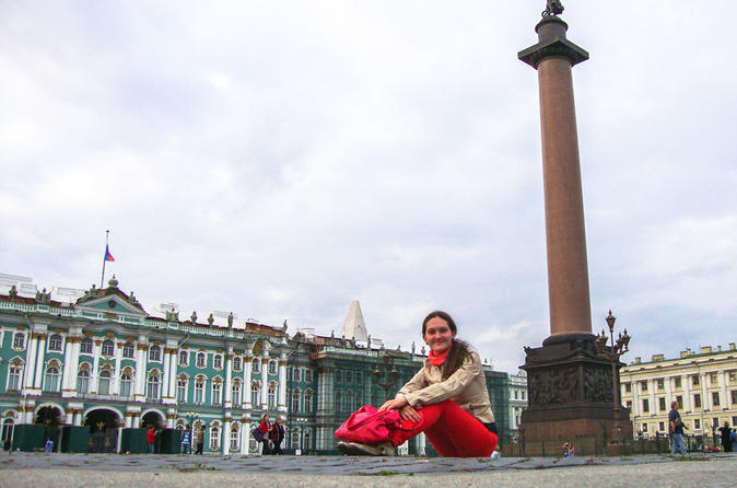 Private Tour: St. Petersburg Full-Day Walking Tour