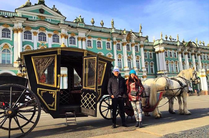 Private tour st petersburg state hermitage museum with for Tour hermitage