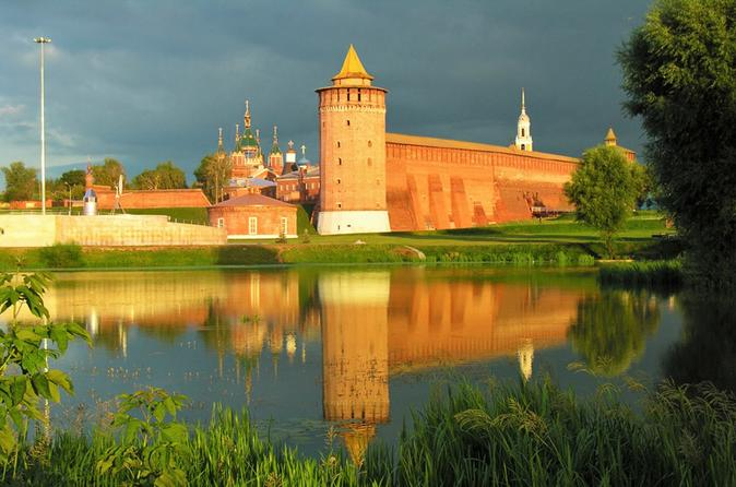 Trip to Kolomna - Authentic Cultural Experience from Moscow