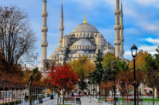 O melhor de Istambul: excursão guiada particular de 1, 2ou3 dias