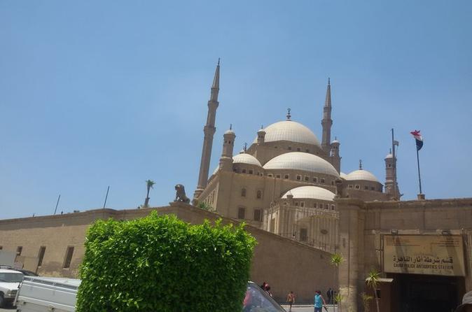 Excursão cristã e islâmica privada espiritual no Cairo com almoço e guia particular