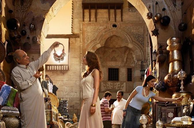 Excursão saindo de Cairo: Bazar do Cairo, Cairo Islâmico e Antigo