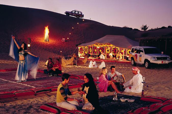 Overnight Desert Safari Dubai Experience Magical Arabian Night In