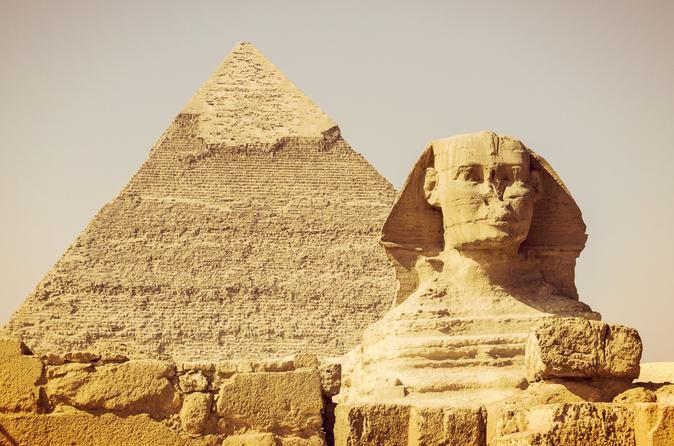 Private Cairo and Alexandria Tours - 4 Days with Hotels and Guide Included