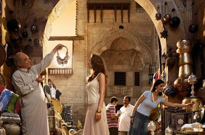 Tour From Cairo: Bazaar of Cairo, Islamic and Old Cairo