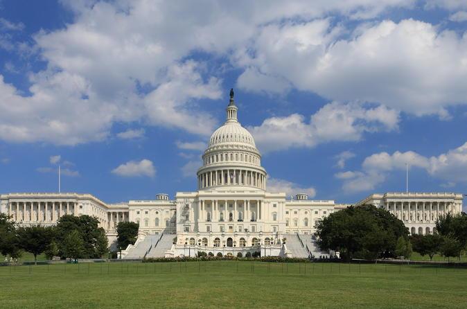 Tour diurno a Washington DC, saindo da cidade de Nova York