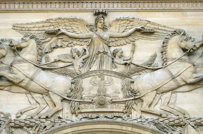 Neoclassical Paris 2-Hour Private Walking Tour