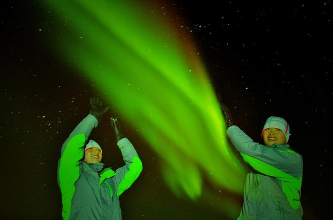Northern Lights Tour from Yellowknife