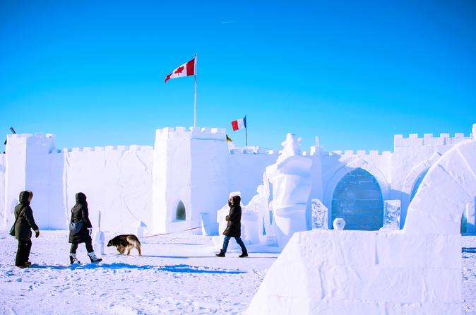 Yellowknife Snowking's Winter Festival