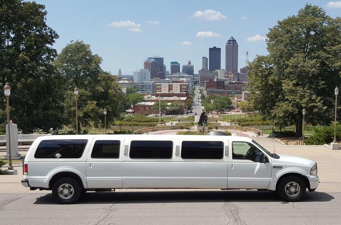 2 Hour Dallas and JFK Limousine Tour