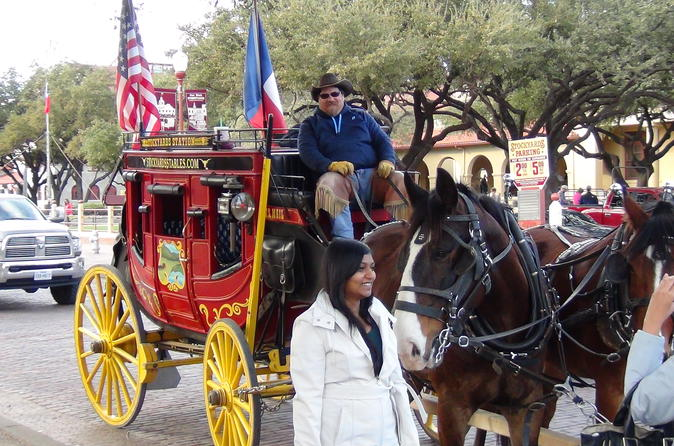 6 hour guided best of fort worth historical tour in dallas 481430