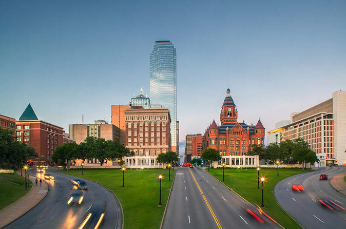 Dallas and JFK Full-Day Small-Group Tour with JFK Museum