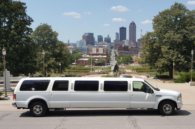 Dallas limousine tour in dallas 554253