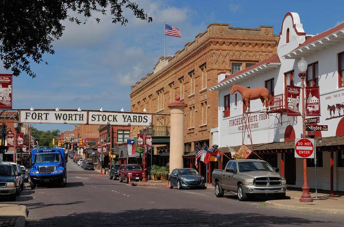 Excursão para grupos pequenos: os pontos turísticos de Dallas e Fort Worth