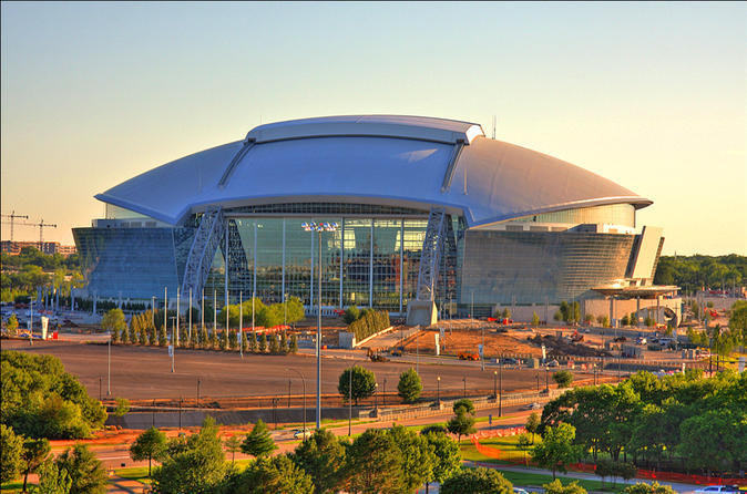 Small group 6 5 hour combo tour of dallas and cowboys stadium in dallas 470398