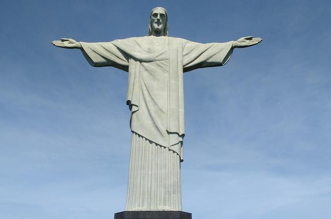 Excursão particular guiada e personalizada, durante um dia inteiro no Rio