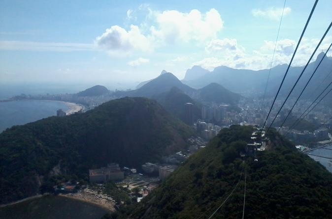 Rio de janeiro essential day tour in rio de janeiro 206026