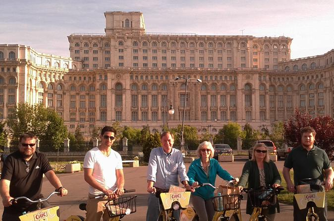 Bucharest Crash Course - Old Town Bike Tour