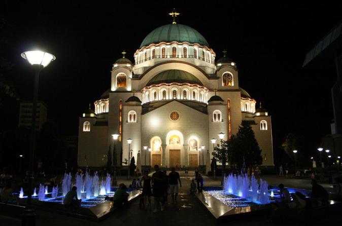 Belgrade Private City Tour