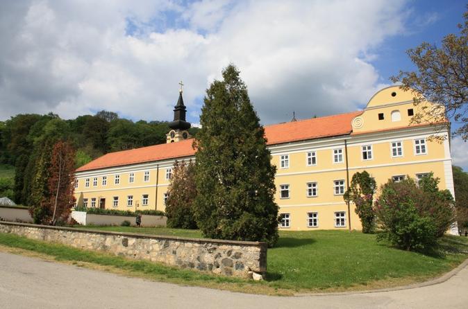 Private day tour fruska gora monasteries and sremski karlovci in belgrade 210536