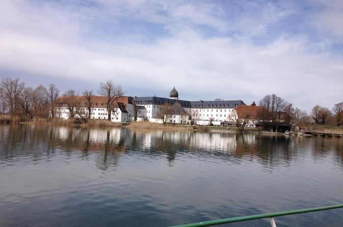 Day excursion to Chiemsee from Munich