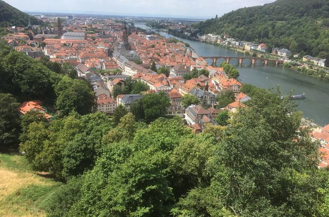Half-day excursion from Heidelberg