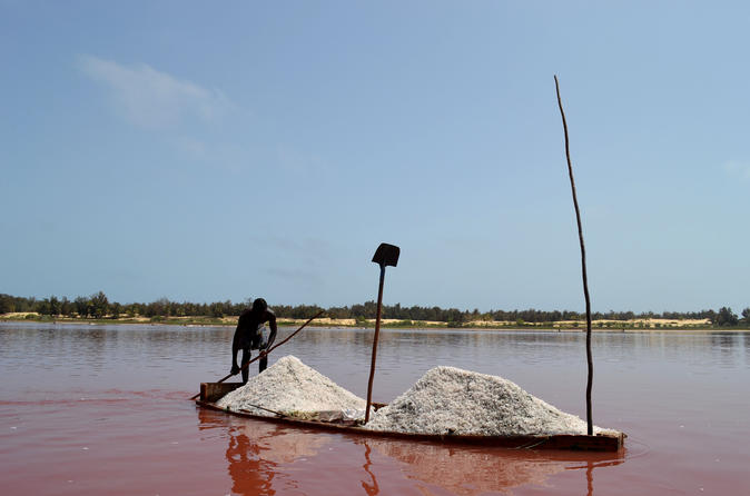 Full day tour to lac rose pink lake from dakar in dakar 233871