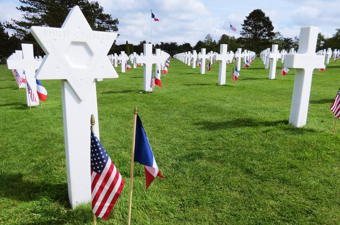 Private Day Tour To Normandy Dday Beaches From Paris  Viator