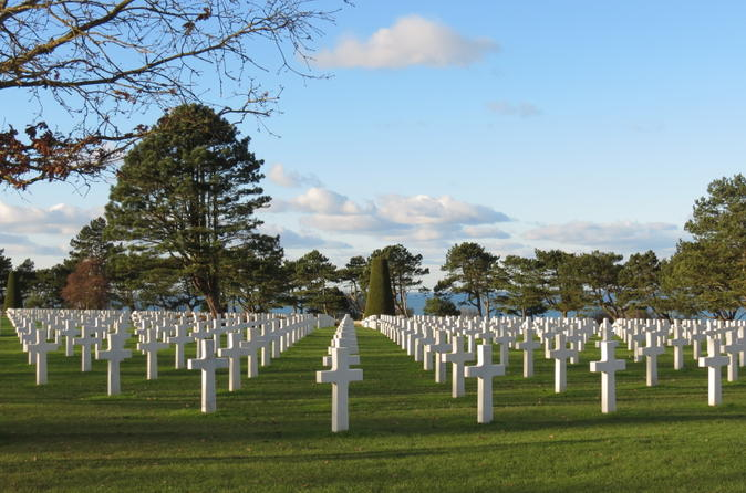 Private Day Trip To Normandy From Paris  Paris  Viator