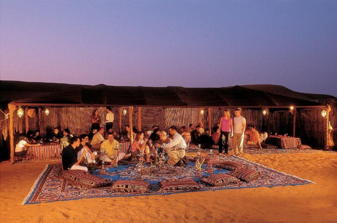 Bedouin Dinner in the Mountains and Optional Overnight Stay