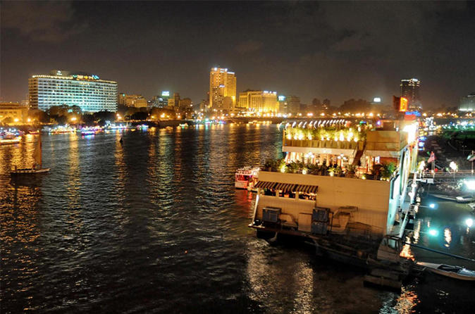 Cairo Dinner Cruise & Al Tannoura Show