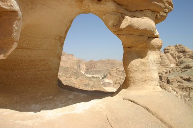 Dahab Full-Day Camel Safari to the White Canyon Egypt, Africa