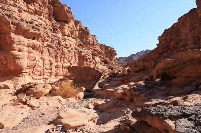 One Day Jeep Safari From Dahab