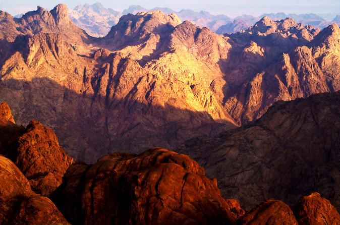 Private Tour: Mt Sinai Sunrise And St Catherine - Sharm El-sheikh
