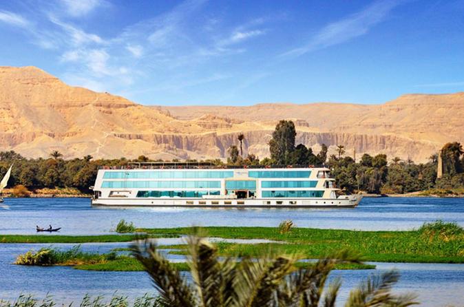 Private Tour Nile Cruise 4 Days 3 Night - Hurghada