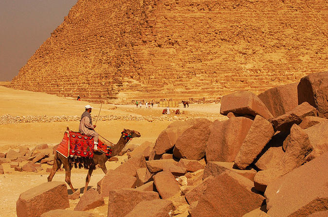 Private Tour To Cairo 1 Day By Plane