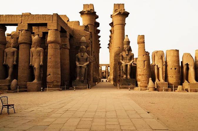Private Tour To Luxor 2 Days Tour From Safaga Port