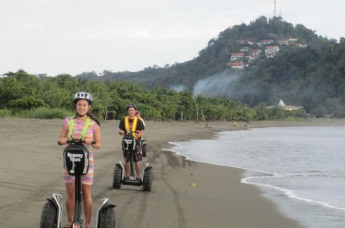 Segway Tour in Quepos