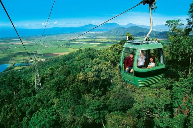 Small-Group Kuranda Village, Skyrail Cableway and Scenic Railway Day Trip from Port Douglas