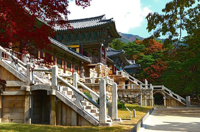 4 day eastern korea tour including gyeongju and busan in seoul 491183