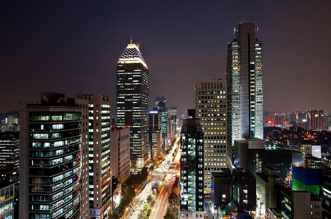 Full-Day Gangnam City Highlights Tour with Lunch
